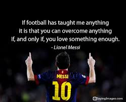 Football Quotes By Players Mesmerizing Inspirational Football Quotes By Famous Footballer SayingImages