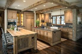 great agreeable cherry wood cool mint door rustic hickory kitchen cabinets mirror tile ceramic sink faucet