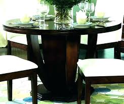 48 round pedestal dining table plain pedestal dining tables inch round pedestal table exotic beautiful decoration