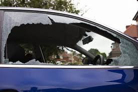 vehicle side door window glass replacement