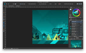 Affinity Designer Lighting Zooming Out Document Sometimes Does Not Self Centre Pre