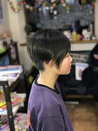 小学生バスケ女子ツーブロック富士見市みずほ台の美容室hair Salon