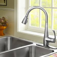 Motionsense Kitchen Faucet High End Kitchen Faucets With Sprayer Cliff Kitchen