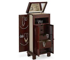standing jewelry box. Plain Jewelry I Received This Gorgeous Standing Jewelry Box Armoire And Am In Love It  Is The Perfect Height Love That It Has A Mirror Lid Inside Standing Jewelry Box I
