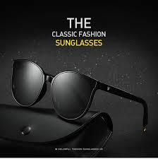 2019 <b>Fashion</b> Colour Luxury Flat Top <b>Cat Eye Women</b> Sunglasses ...
