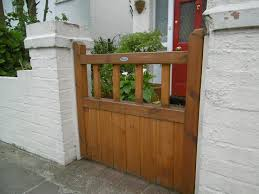 Small Picture 73 best Wooden Garden and Side Gates images on Pinterest Side