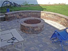 paver patio with gas fire pit. Paver Patio With Fire Pit Plan Pictures Of Pits Outdoor Makeshift Gas Ideas Designs 2