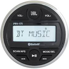 2017 s best marine stereos rock the boat audio jbl prv175 am fm mp3 usb port bluetooth audio streaming gauge size 180 watt 199 95 click for price