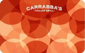Carrabba's Gift Card   Kroger Gift Cards