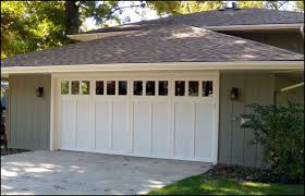 garage door windowsWhite Garage Door Windows  Distinctive Garage Door Windows