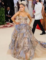 ariana grande met gala outfit