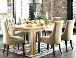 glass dining table and chairs dining table chairs set rustic dining table sets calm fabric