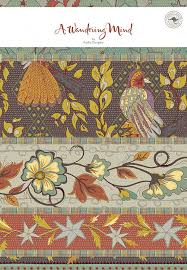 24 best Kathy Doughty quilts images on Pinterest | Fabric wall ... & A wandering mind by Kathy Doughty Material Obsession - would love a quilts  worth of this Adamdwight.com