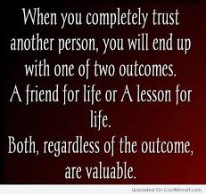 Trust Quotes And Sayings Images Pictures CoolNSmart Classy Trust Sayings And Quotes