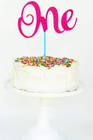 make these custom diy birthday cake toppers in just a few simple steps and best of