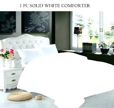 utopia bedding down alternative comforter duvet insert white cover queen silky cotton hotel set covers interior
