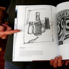 strokes of genius 4 is a collection of drawings published by northlight books here s a photo of me holding the page with urban still life