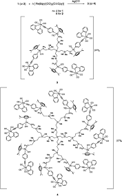 Metallodendrimers Containing Both Ruthenium Internal Layer And