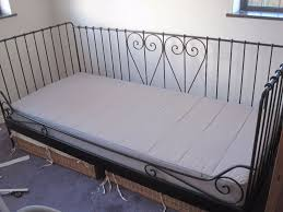 incredible day beds ikea. Ikea Metal Day Bed Frame Perfect Condition Single Size Incredible And Also Gorgeous BedFrame With Regard To Home Beds E
