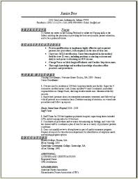 Rn Resume Samples Registered Nurse Resume Sample Occupational Examples