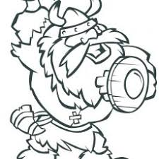 Homey Ideas Viking Coloring Pages Vikings Free For Adults Printable