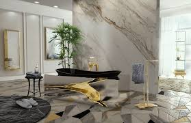 luxery bathrooms. Meet The Winter Luxury Bathrooms Of Maison Valentina. To See More News About Design Brands Luxery