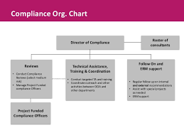Compliance Department Organizational Chart W6 Tips Traps For Non Profit Compliance Programs Scce