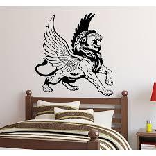 lion wall art lion print safari nursery animal wall art