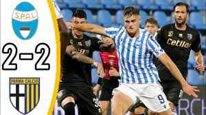 SPAL vs Parma 2-2, Goals and Extended Highlights - YouTube