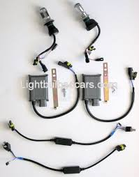 infiniti replacement bulb guide h4 bi xenon hid conversion kit