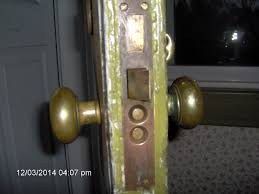 antique lock