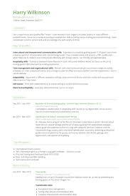 Tour Guide Resume Samples Visualcv Resume Samples Database