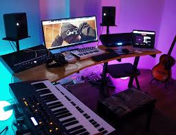 Studio Vibe Lights 7 Insanely Cool Led Light Setups For Music Studios We Love 7