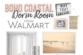 boho coastal dorm room decor the