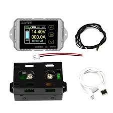 vat1030 wireless dc voltmeter cur