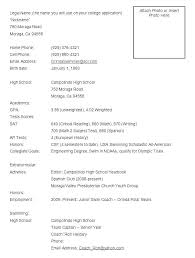 Resume Format In Ms Word 104resume Templates Downloads Office S