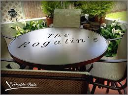 outdoor patio furniture manufacturer