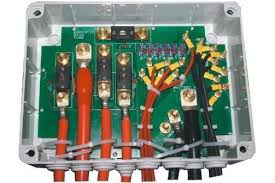 high power distribution fuse box sterling power products power fuse block high power distribution fuse box