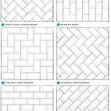 Other Gallery Of Remarkable Subway Tile Layout Designs Images Inspiration