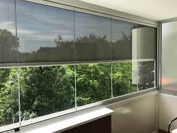 Balkonverglasungen Mit Vorgesetzten Rollläden - Wintergarten Schmidinger