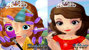 sofia the first great makeover game for s princess sofia games