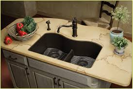 Kitchen Sinks Granite Composite Kitchen Dining Black Granite Kitchen Sinks Composite Granite