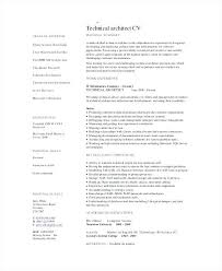 Software Architect Sample Resume
