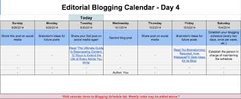 Blank Magazine Article Template Editorial Calendar Templates For Content Marketing The Ultimate List