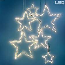 Bezaubernde Led Sterne In 3 Größen Promondo
