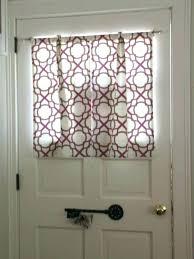 window covering ideas for front door front door window treatments photo 1 of 5 curtain door window covering ideas for front door
