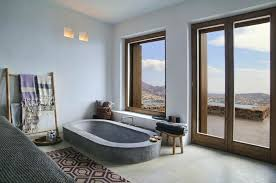 tub shower combo with window