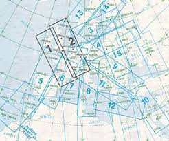 Europe High Altitude Enroute Ifr Chart Ehi 1 2