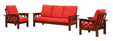 labels wooden sofa