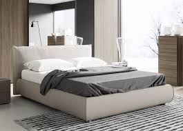 modern upholstered bed. Thika Upholstered Bed Modern S